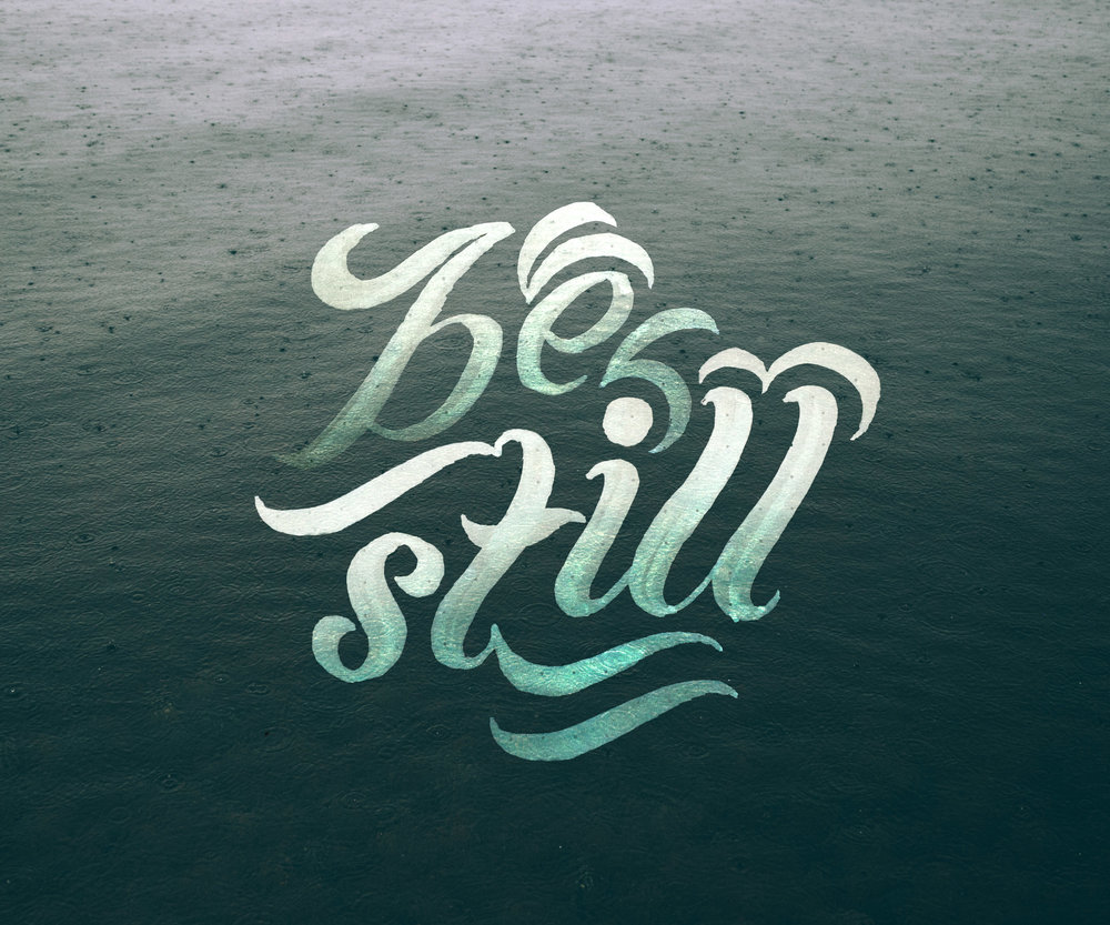 Be Still_Eva M Winters