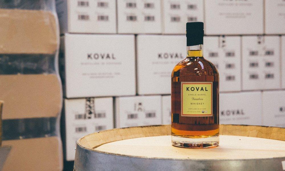 Koval Bourbon -