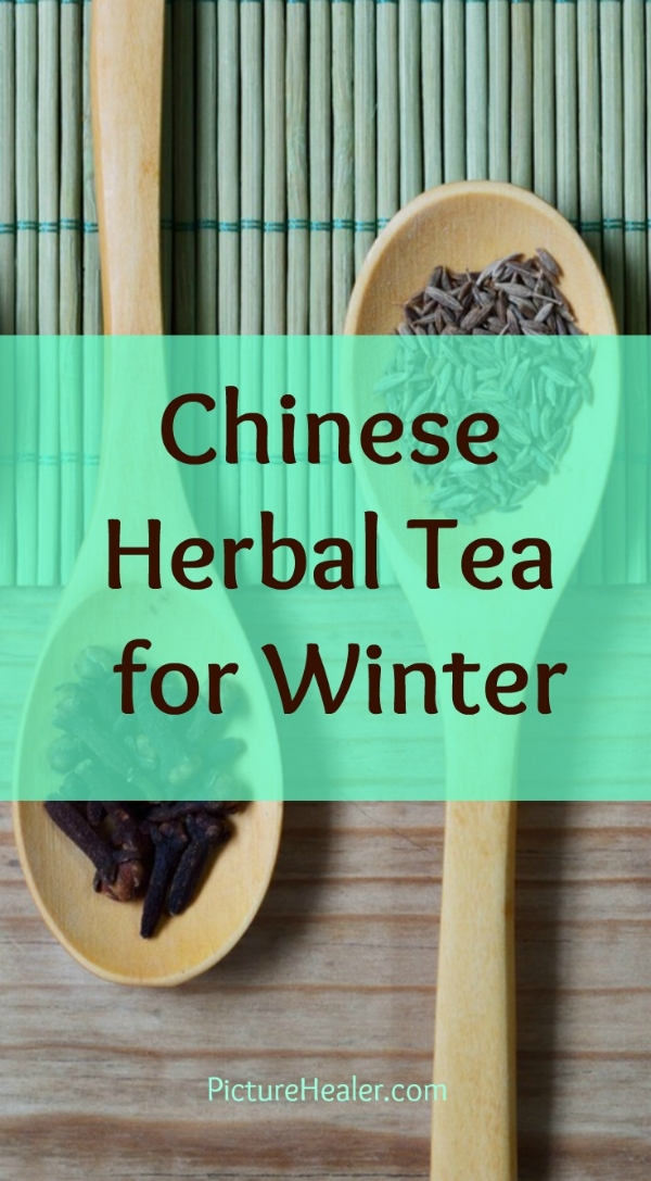 chinese herbal tea for winter