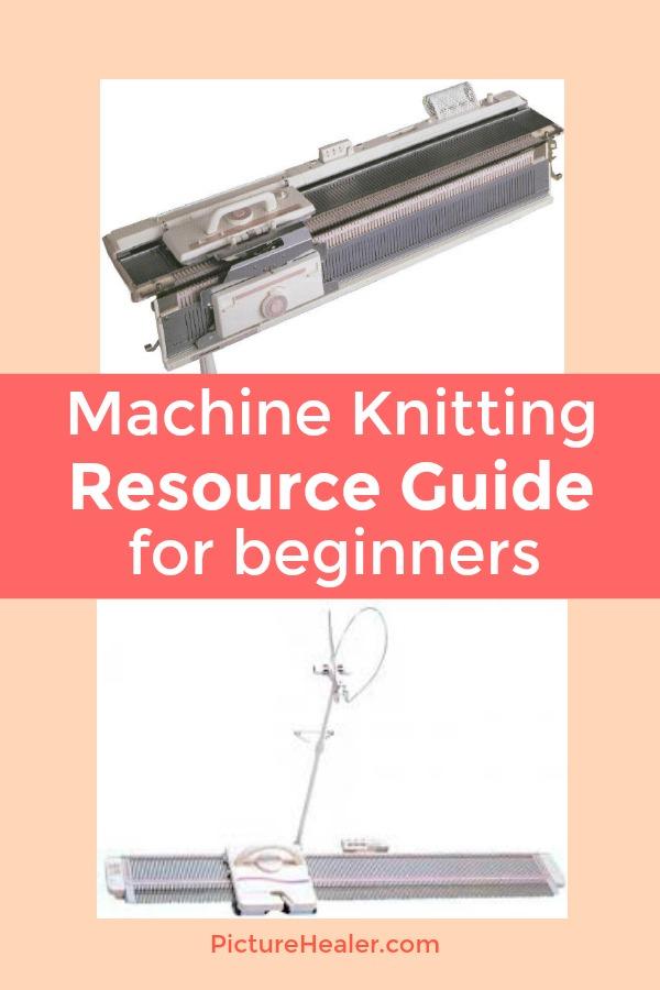 machine knitting resource guide