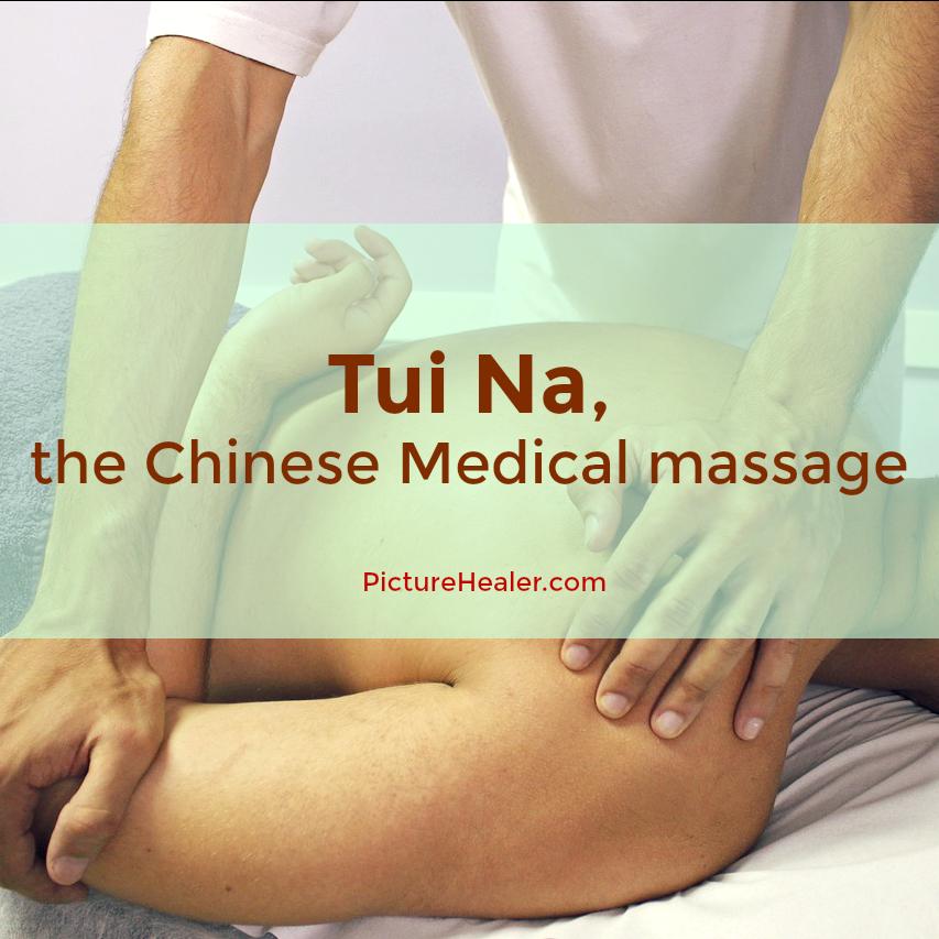 Tui na chinese massage