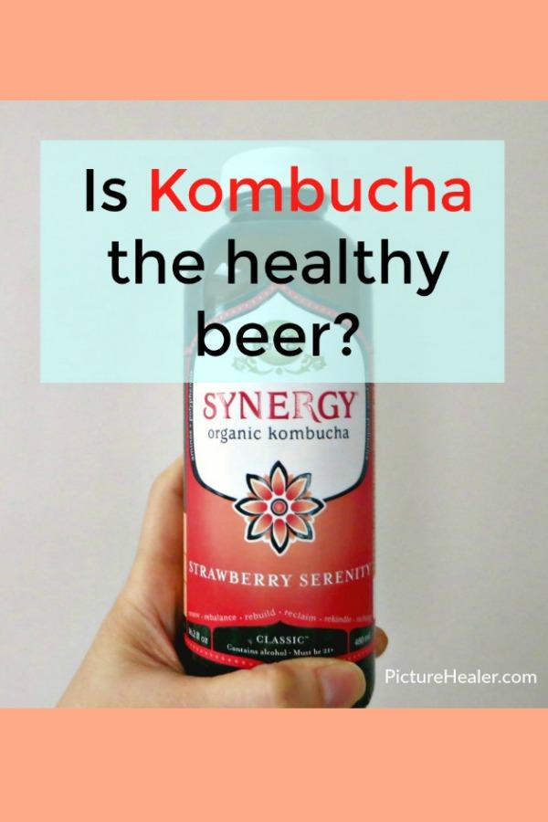 kombucha the healthy beer