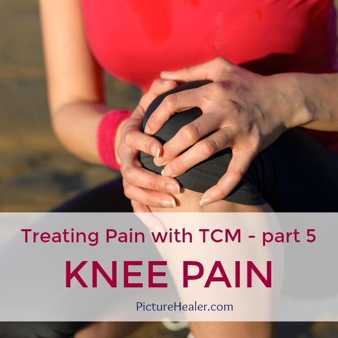 knee pain tcm