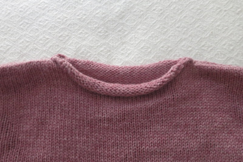 Machine Knit A Simple Square Sweater Picture Healer Art And