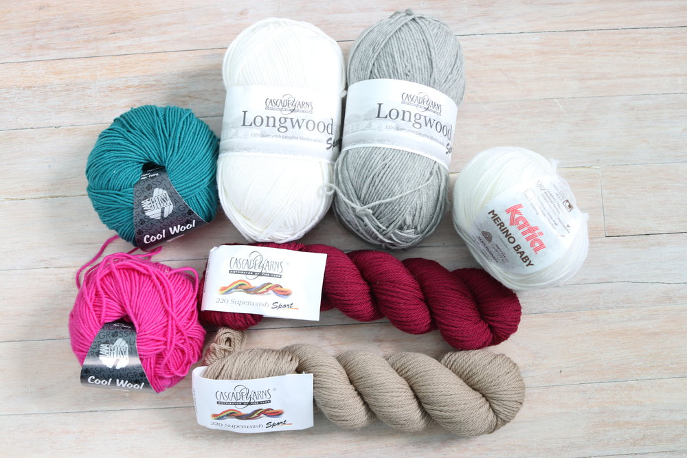Pick machine washable yarn for easy care. Most machine washable yarn need to be air dried. Make sure not to dry them in a dryer.
