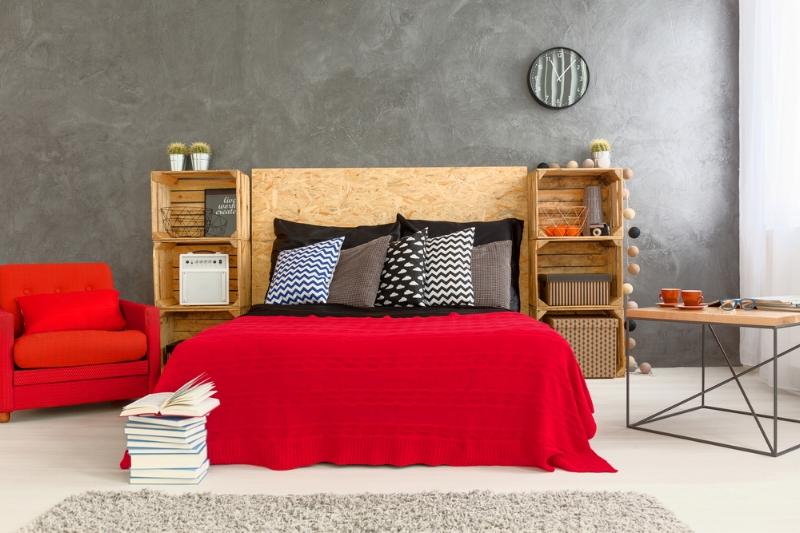 bed room feng shui