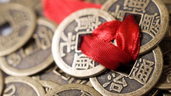 Five emperor coins