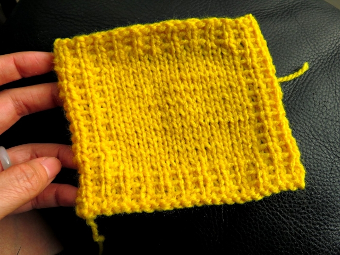 How To Hand Knit A No Curl Edge For The Plain Stockinette Stitch
