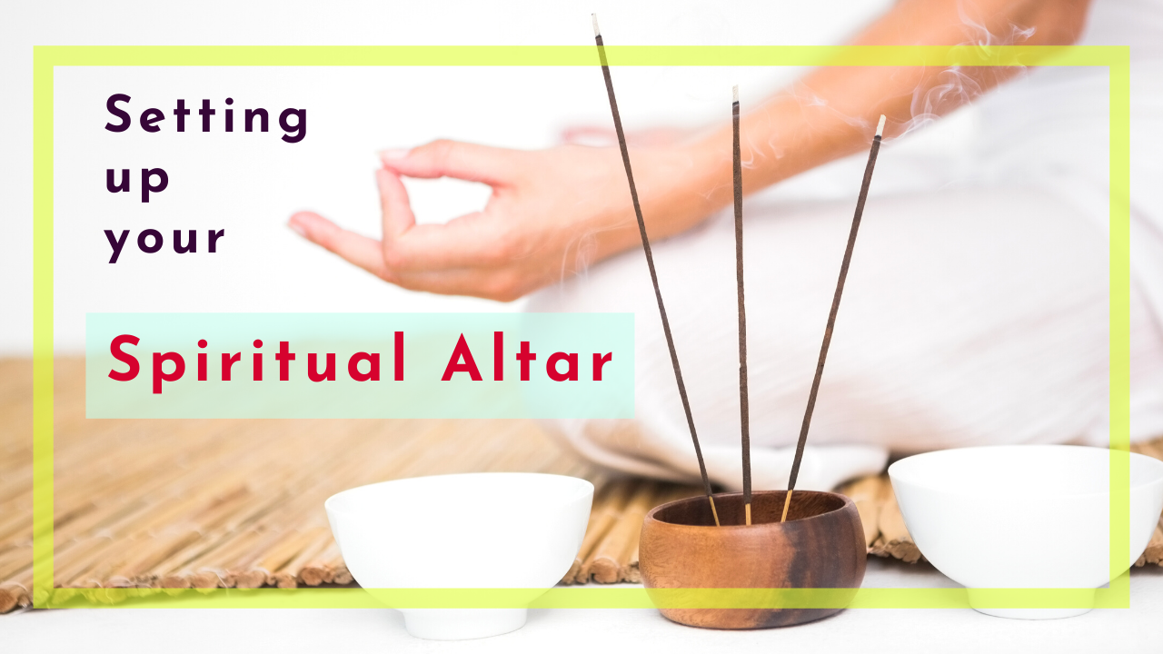 Setting Up A Spiritual Altar Or Feng Shui Altar At Home Picture Healer Feng Shui Craft Art Chinese Medicine