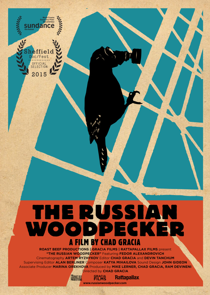 The Russian Woodpecker won the World Cinema Documentary Grand Jury Prize at the 2015 Sundance Film Festival, and is streaming on Amazon and other services as of this writing.