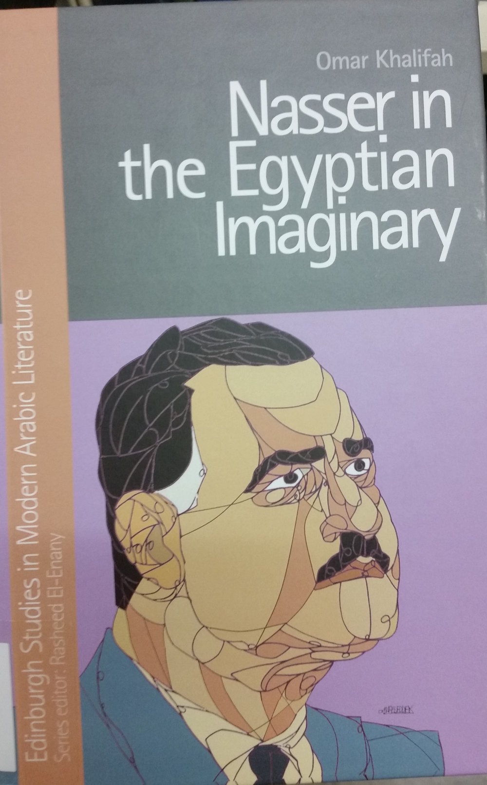 Omar Khalifah, Edinburgh : Edinburgh University Press, 2017.