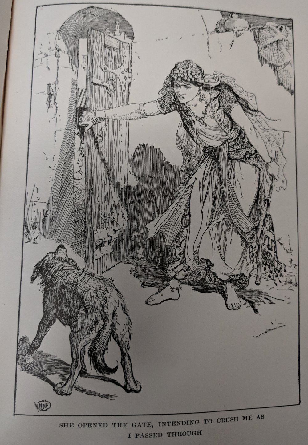 The Arabian nights' entertainments selected and ed. by Andrew Lang (New York; London: Longmans Green & Co., 1898)
