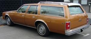 The brown turd. The getaway car.