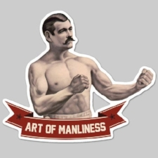 T  he Art of Manliness   by Brett McKay    Start Here:   How to Get Your Kids to Love Nature (Even if You Live in the Burbs)  and  The Power of Conversation - A Lesson from C.S. Lewis and J.R.R. Tolkien
