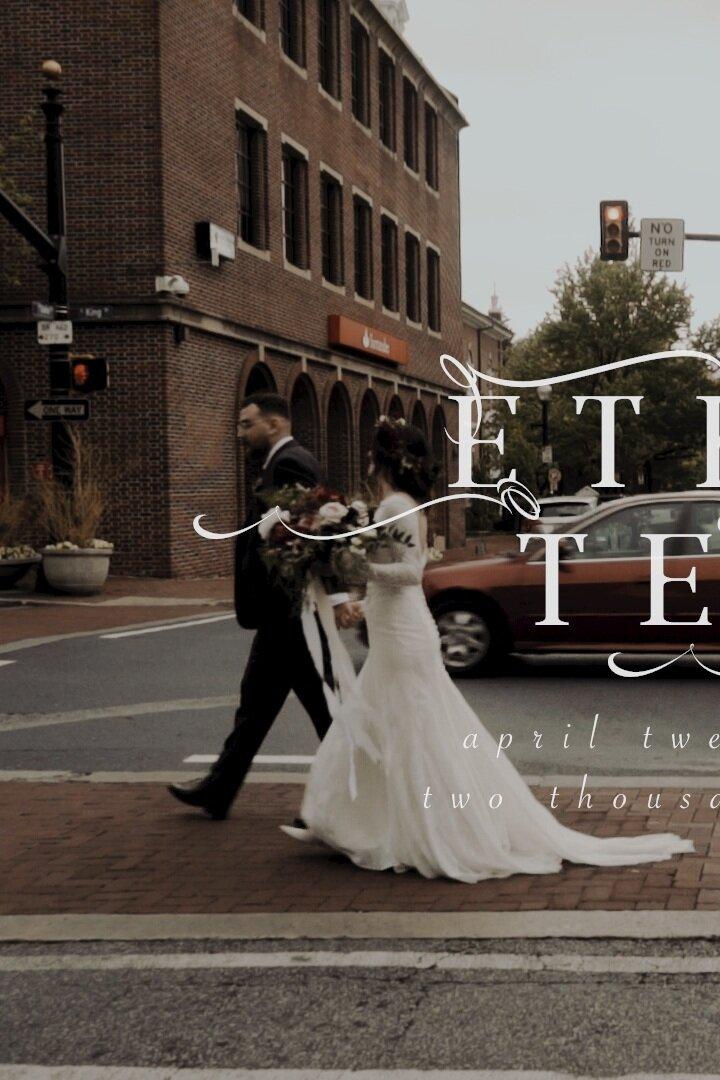 Ethan Tess Excelsior Lancaster Pa Vintage Wedding Le Moment