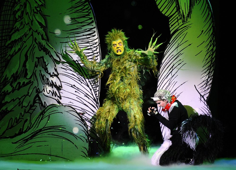 """ How the Grinch Stole Christmas "" - National Tour, 2015"
