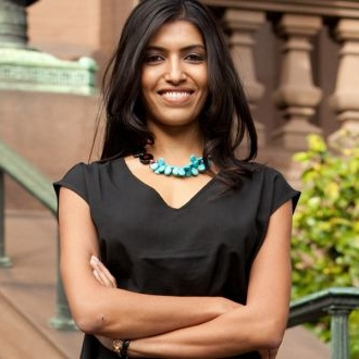 Leila Janah  Founder & CEO of Samasource, LXMI