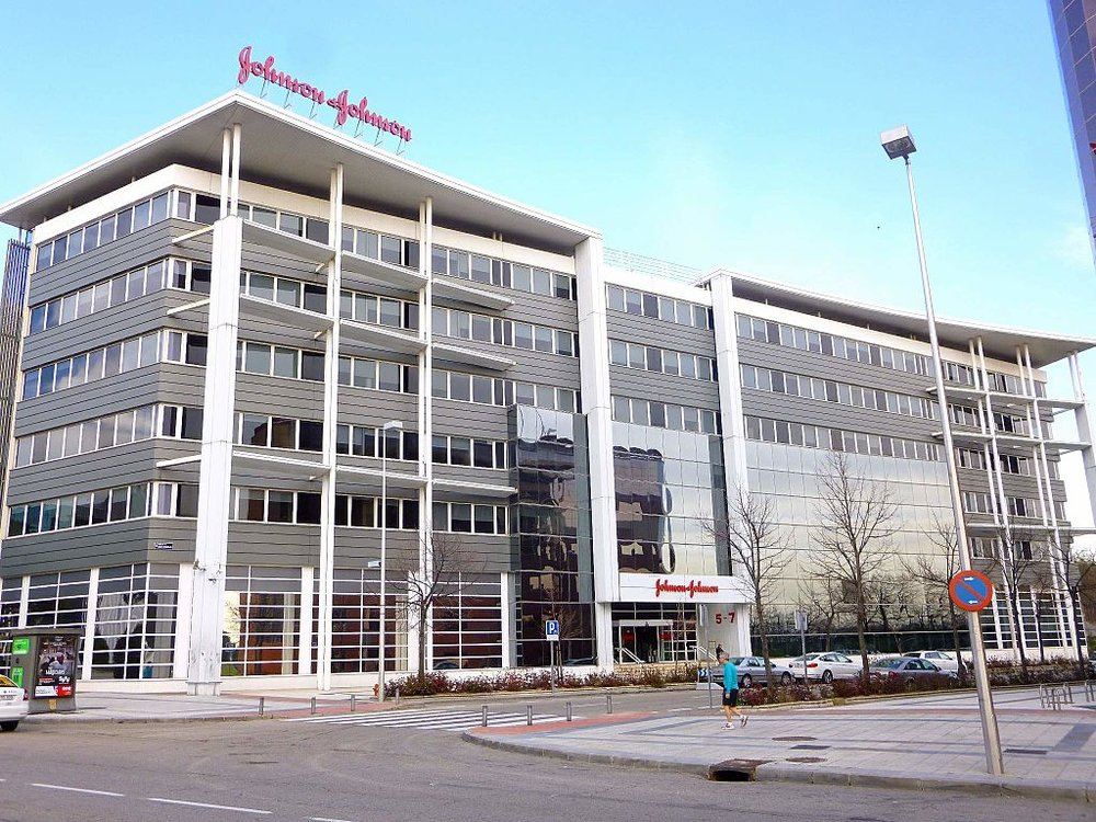 Johnson & Johnson building