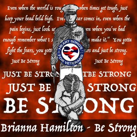 Brianna Hamilton Be Strong
