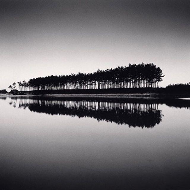 Michael Kenna photo. Dreaming of summer.
