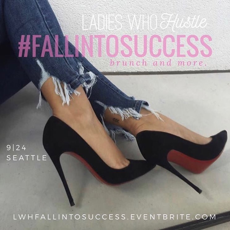 Fall Into Success September 2017 | Seattle