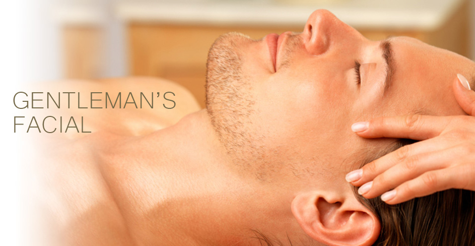Gentleman's Facial:  $99  Includes Diamond Hydrodermabrasion or Dermaplane depending on needs  60 minutes