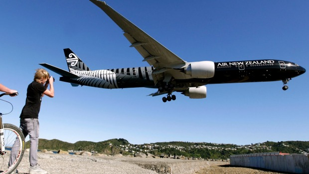 Air NZ revenue media  -stuff