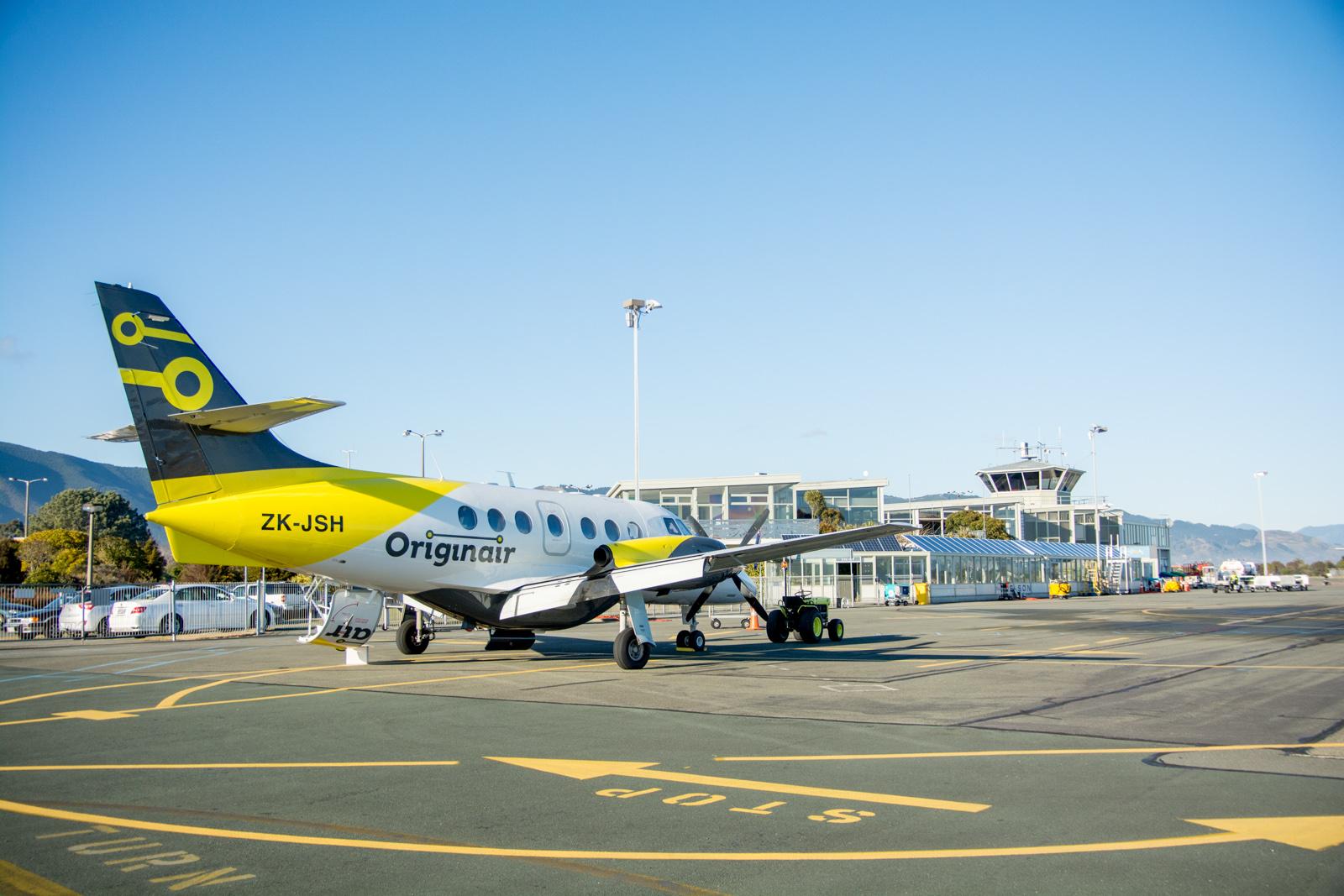 Originair Plane