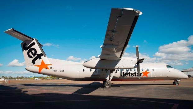 Jetstar plane Stuff 15 Sept