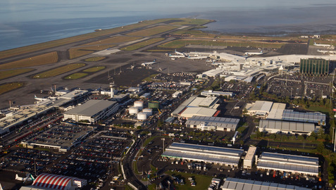 Auckland Airport image