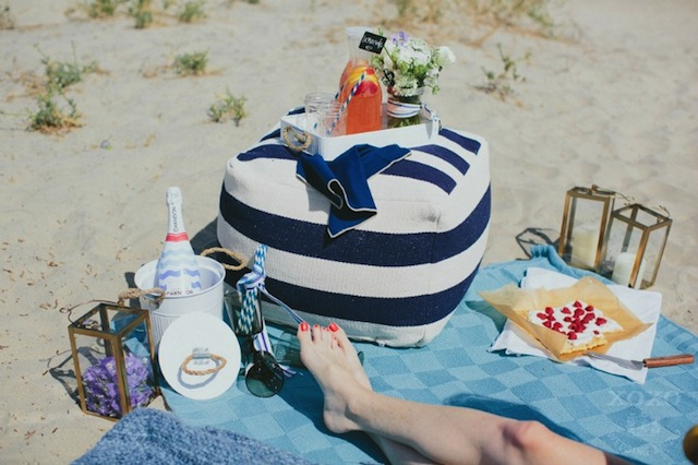 Nautical beach Picnic 2