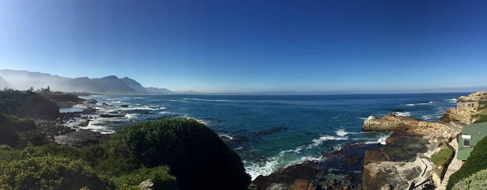 Walker Bay near Hermanus, Western Cape, South Africa (2015)