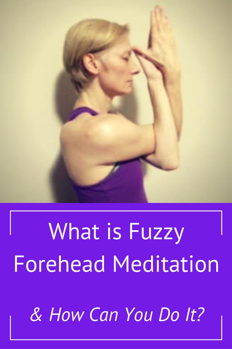 Eagle Arms Asana & Fuzzy Forehead Meditation