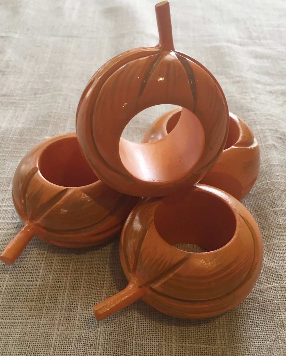 4-6 NAPKIN RING HOLDERS