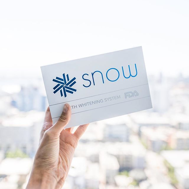 Snow Teeth Whitening - The most advanced teeth whitening system on the market entrusted us to amplify their summer social media campaigns using targeted viral accounts on Instagram.It was our pleasure to work with such an innovative and lovable brand like Snow Teeth Whitening.