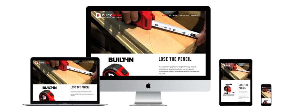 XYZ Design | QuickDraw Website Device Displays