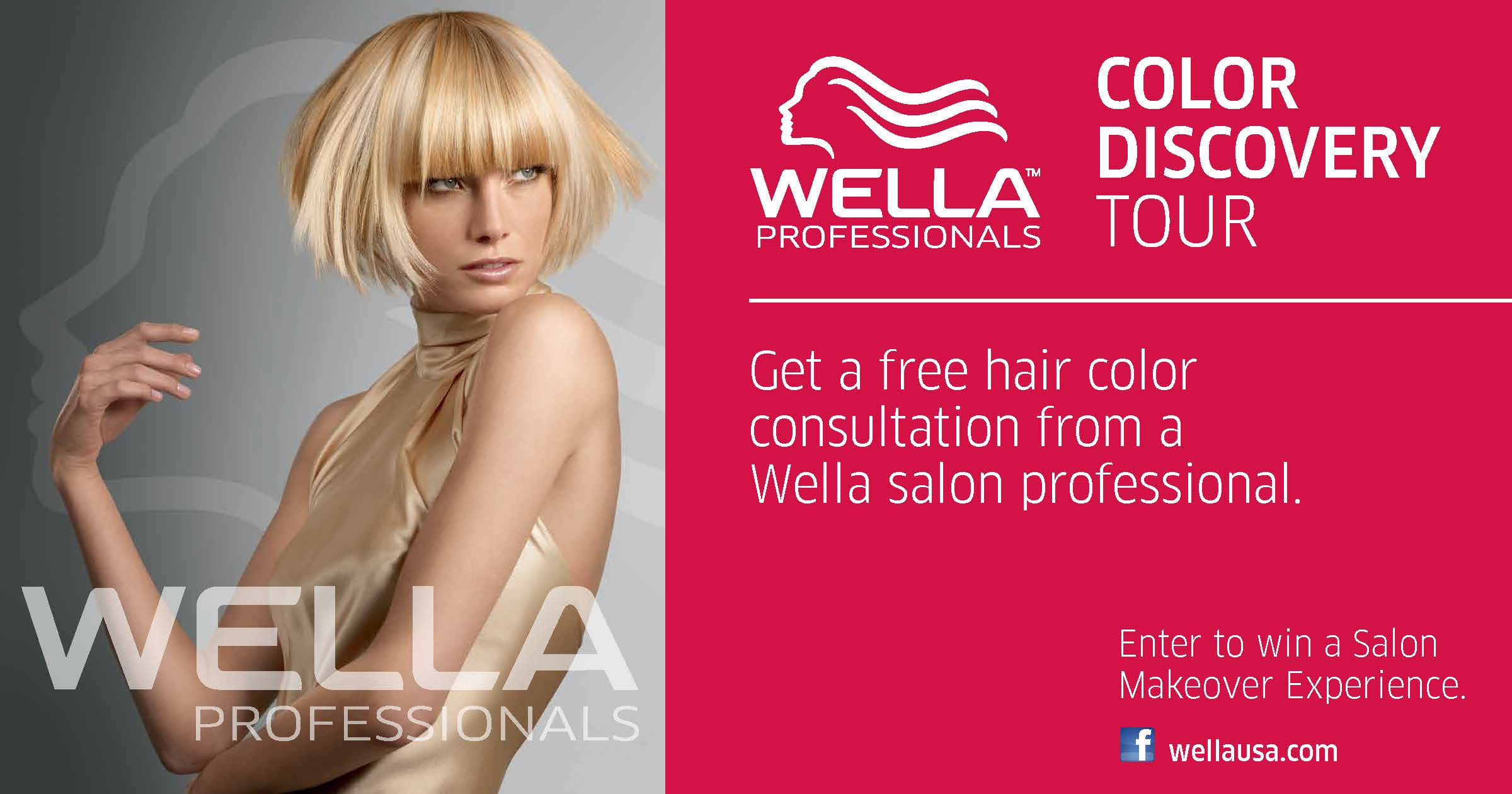 P G Wella Color Discovery Experience Renee Mahoney