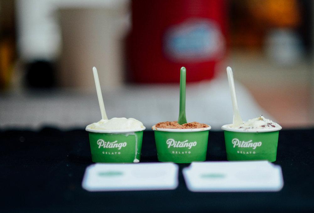 Pitango Gelato at Taste of Reston Food Festival