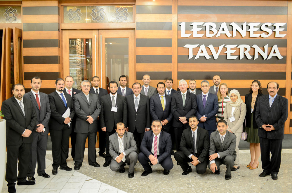 Corporate Luncheon at Lebanese Taverna Tysons Corner VA