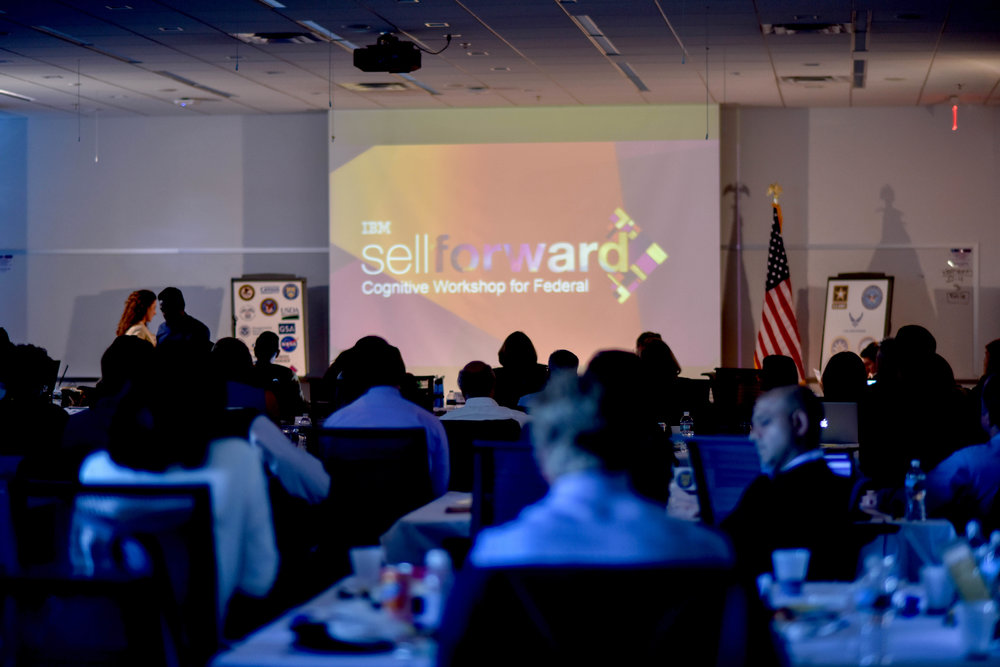 IBM Herndon VA Sell Forward Conference