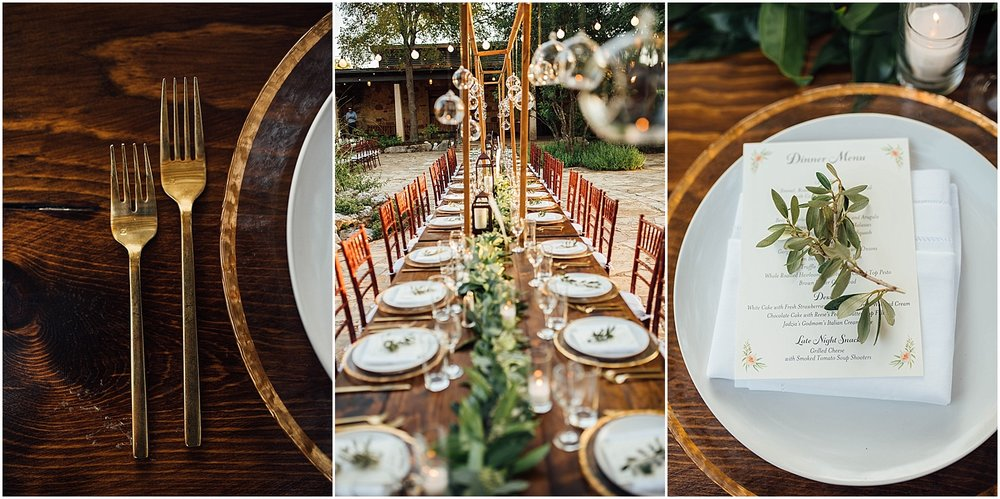 Trusses at Lady Bird Johnson Wildflower Center Austin Texas Wedding