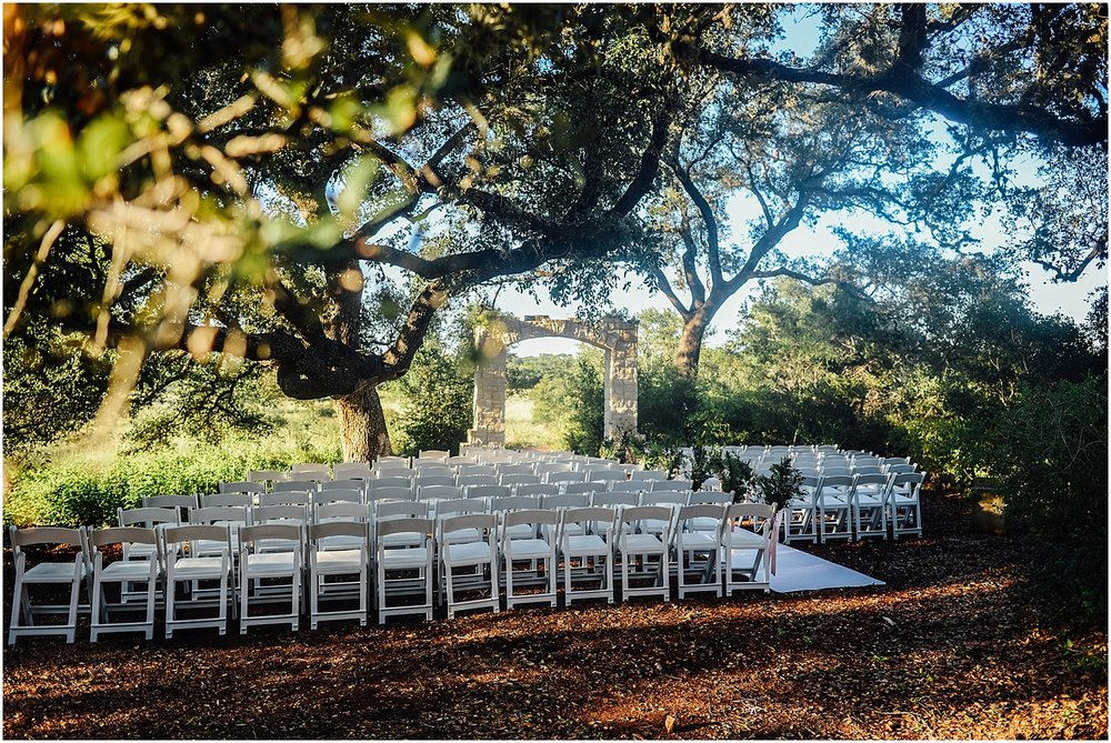 Cecil Arch Blush Pink Bridal Details at Lady Bird Johnson Wildflower Center Austin Texas Wedding
