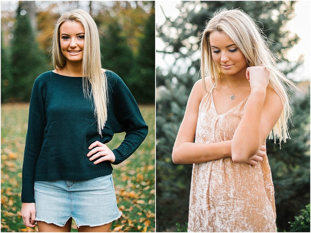 Best Face Forward also specializes in Senior Portrait photography makeup and I loved working with Kara to create these images for my clients!