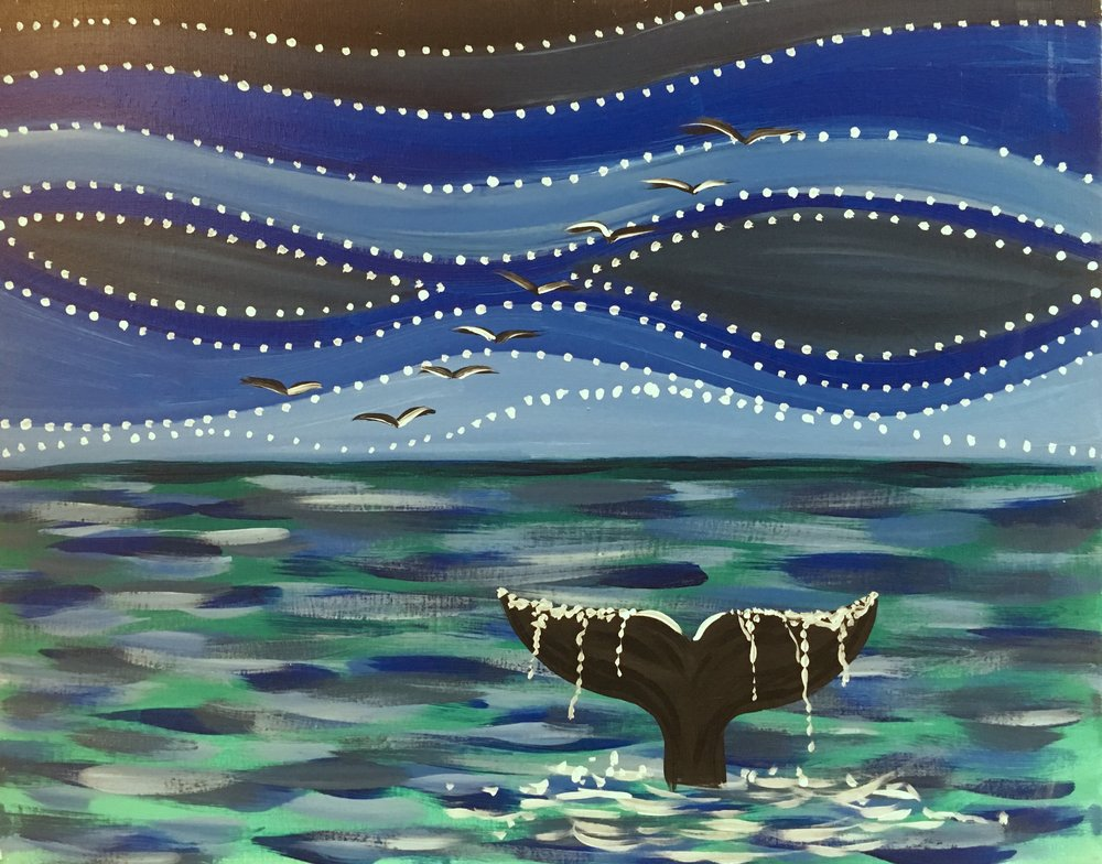 Whale - Night