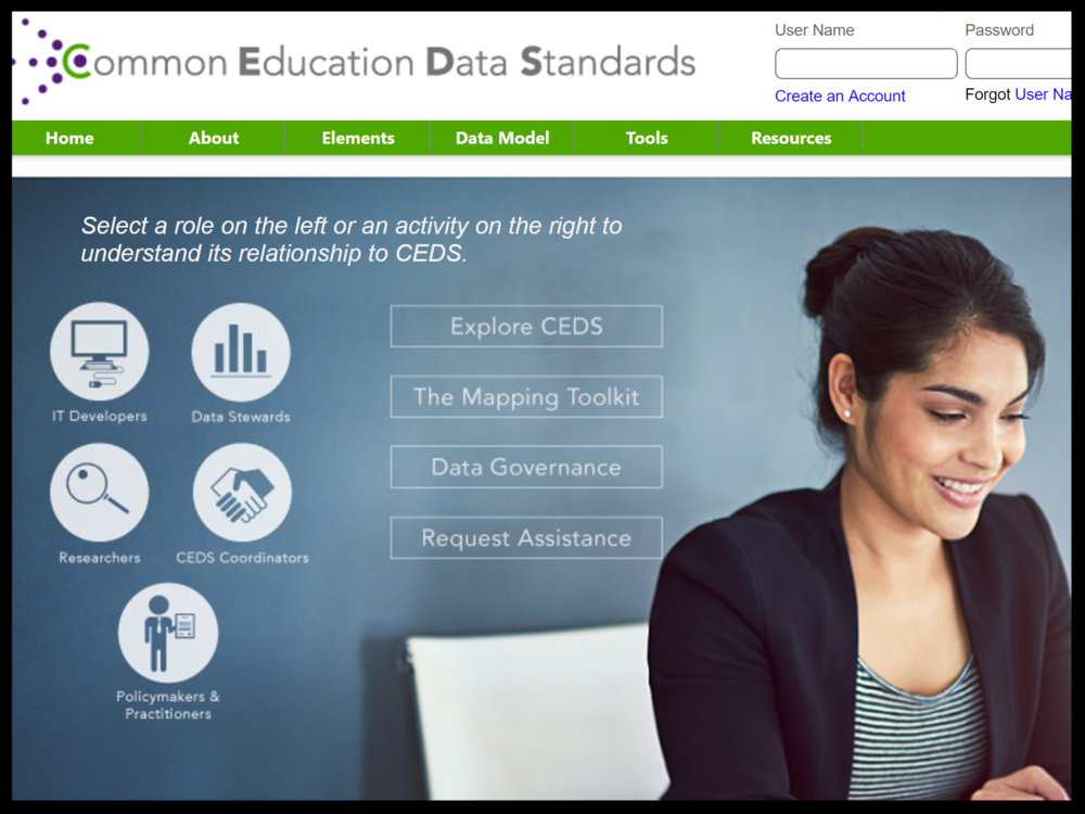 Common Education Data Standards