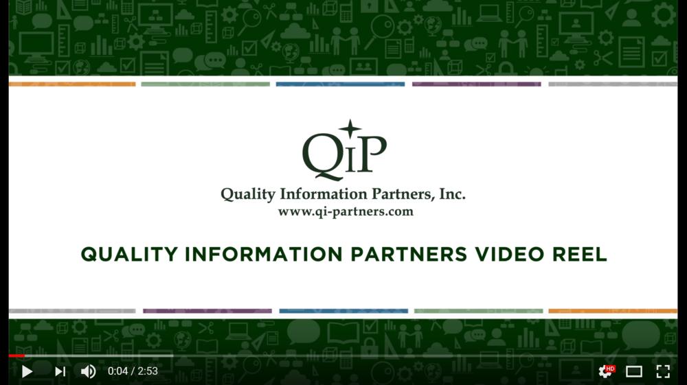 QIP Video Reel