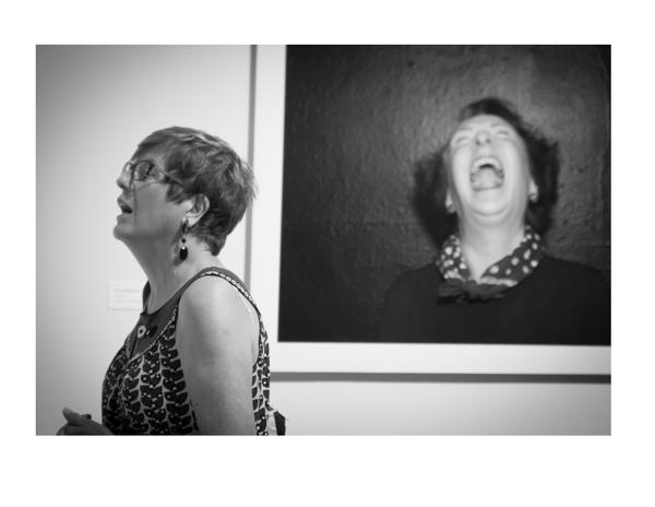 1st place - Art Imitating Life - Alan Friedman