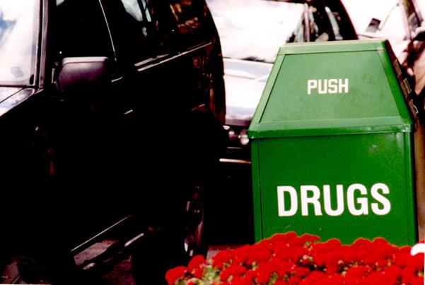 Push Drugs - Gary Peel