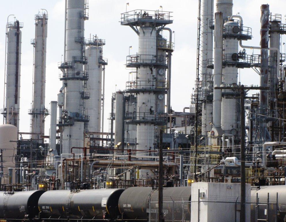 Texas Refinery - Steve Morse