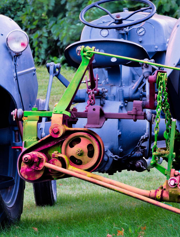 Tractor - Phil Waitkus